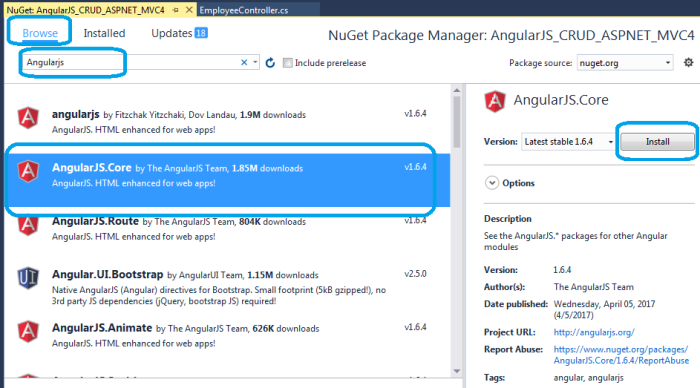 step-12-install-angularJS-package
